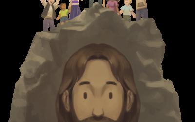 岩なるイエス